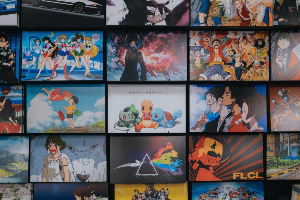 anime streaming wars