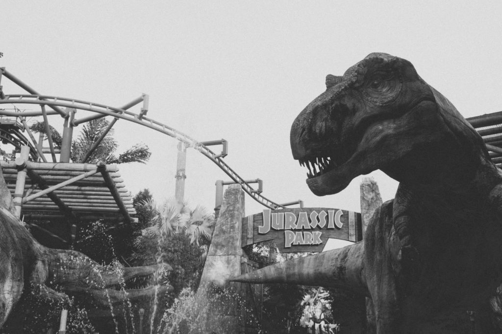 Netflix Kids Jurassic Park